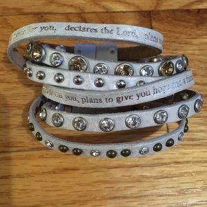 ⛪️ Religious Magnetic Bracelet